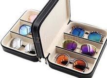 شنط منظمة للنظارات