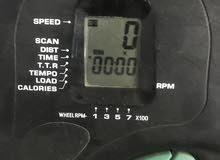 دراجة تمارين صالات ثابتة الكترونى شاشة النوع شركة فيلا البيع وتساب