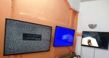 شاشات مستخدمة متنوعة بأسعار مختلفة بالمكلا موقعنا تواصل واتس على الرقم