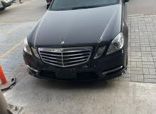 Mercedes E350 2013