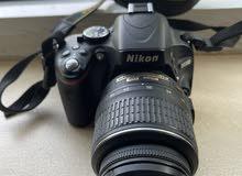 كاميرة نيكون D5100