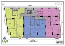 الشقة 110 متر خلف مستشفى الامل
