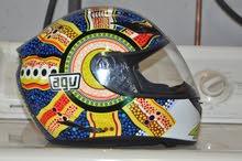 AGV K3 Dreamtime Helmet (NEW) خوذة دراجة نارية اي جي في ايطالية جديدة
