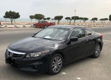 Honda Accord Coupe 2012