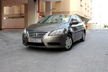 . .  اسم السيارة : نيسان سنترا اللون : بني سنة الصنع : 2016 كيلو 73000 كم التأمي