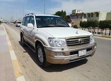 لاندكروز 2004 شكل 2007 ياباني اصل رقم بغداد الماني