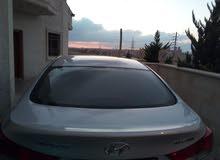 Hyundai Avante 2011 For sale - Grey color