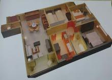 شقه 145م 3غرف و 2حمام (بحرى) بسعر مميز جداا