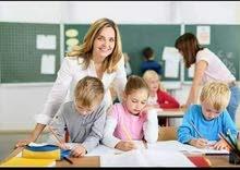 معلمةلغة عربية وتربية اسلامية وتحفيظ قران كريم للمرحلة الإبتدائية