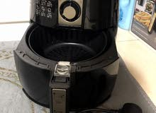 black -Decker قلايه للبيع لم تستخدم الا مرتين