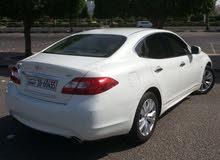 Automatic White Infiniti 2011 for sale