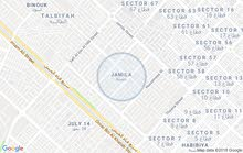 بيت طلبقين مساحة 330م واجهة 11 ونص نزال 30 يقع في منطقة جميله البيت مسلح