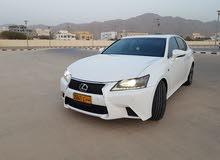 White Lexus GS 2013 for sale
