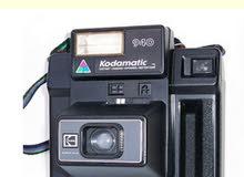 كاميرا kodamaticمستعمل موديل 1985صناعة امريكي