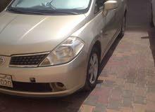 Nissan Tiida car for sale 2006 in Al Ahmadi city