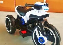 دراجة الشرطة للاطفال