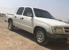 White Toyota Hilux 2005 for sale