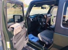 1 - 9,999 km Jeep Wrangler 2008 for sale