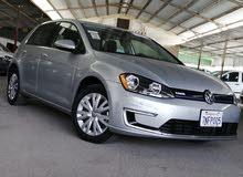 فولكسفاجن VW اي جولف egolf كهرباء 2015 كلين