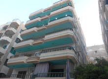 شقة 105 م سوبر لوكس مسجلة بجوار البحر والشارع الرئيسي بالنخيل