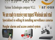 The various technologies company