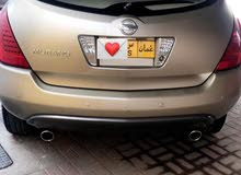 Gold Nissan Murano 2008 for sale