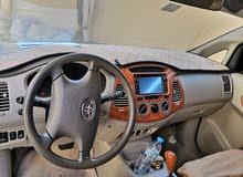 Toyota Innova 2009 - Used
