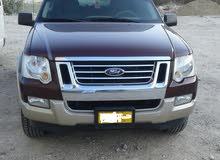 Ford exploer 2008 firist reg 2009