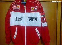 jacket ferrari