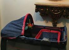 سرير اطفال ماركة جيراكو