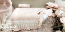 طقم جميل لسرير مولودة مع سرير الأم