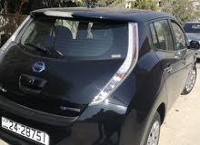 For sale Nissan Leaf car in Amman