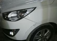 سياره توسان هونداي  2013 للبيع نضيفه كلش مكفوله