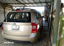 Automatic Beige Kia 2007 for sale