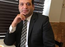 مستشار قانوني ومحامي نظامي / شرعي