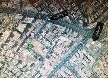 ارض 1000م للبيع الجاردنز تبعد عن الشارع الرئيسي 150م فقط
