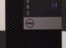 DELL OPTPLEX 7040 MINE TOWER رمات : 16 جيجا DDR4 اب تو 32 جيجا
