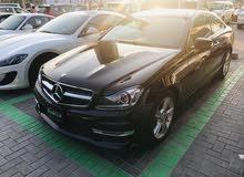 Automatic Mercedes Benz C 250 2013