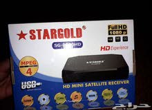 رسيفر صغير full HD1080p Star gold