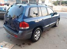 Automatic Blue Hyundai 2006 for sale