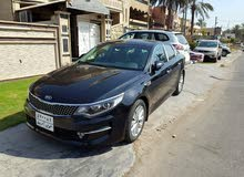 New Kia Optima in Baghdad