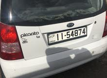 كيا بيكانتو للبيع 2007 للاستفسار 0785333101