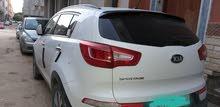 White Kia Sportage 2013 for sale