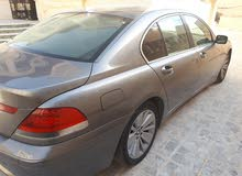 Gasoline Fuel/Power   BMW 745 2002