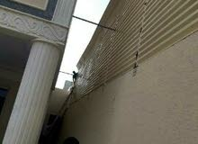 جميع اعمال الحداده مظلات برجولات غرف شنكو أبواب شبابيك