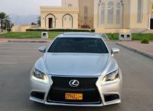 Silver Lexus LS 460 2013 for sale