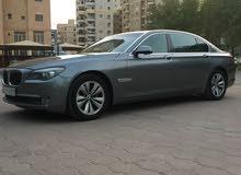Gasoline Fuel/Power   BMW 730 2011