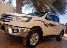 For sale 2018 White Hilux
