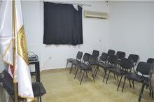 قاعات مفروشه للاجتماعات و التدريب للايجار بالساعه