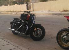 دراجه هارلي سبوستر 1200